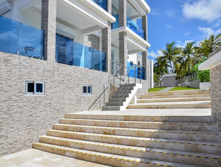View of Luxury Villa