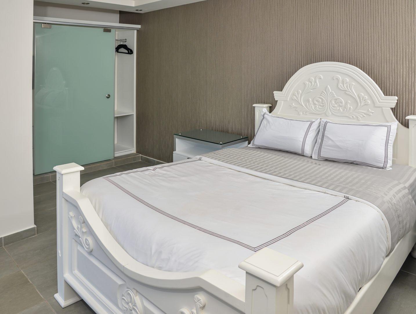 Poolside Room-11 Bedroom