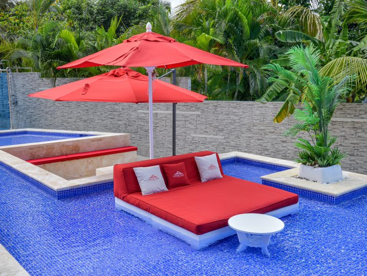 Poolside Lounge Chairs