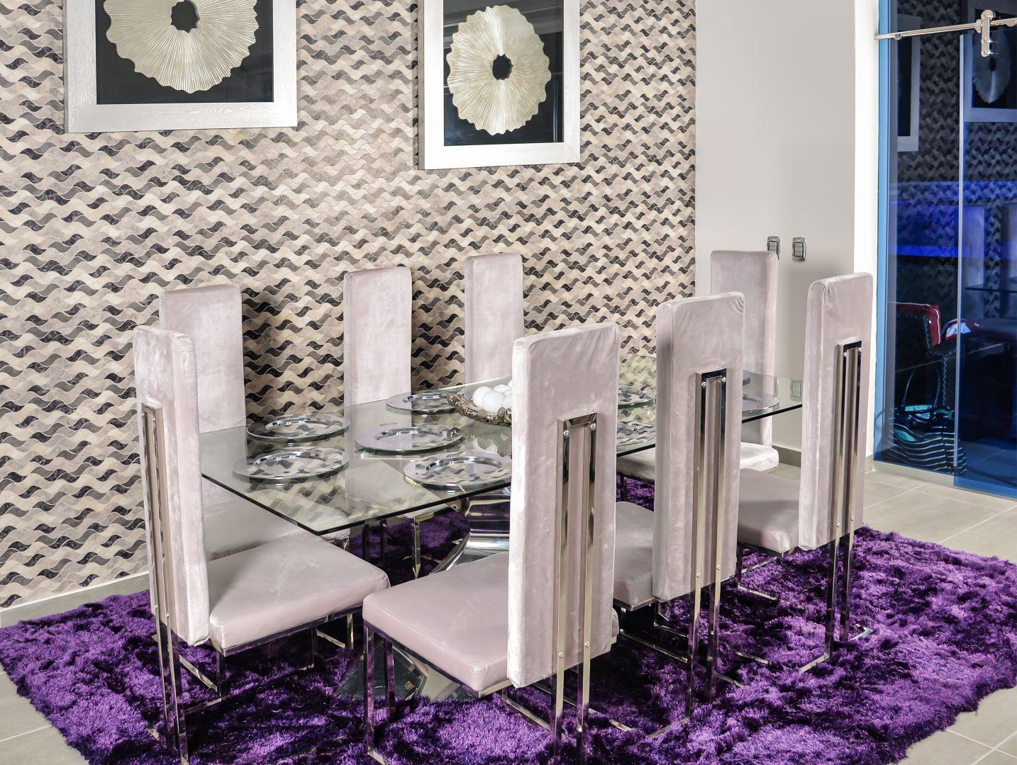 Second Floor Dining Room