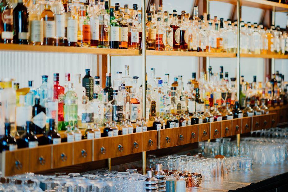 Liquor Upon Request