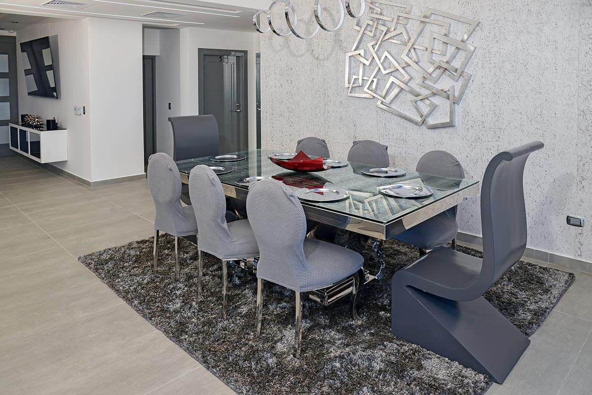 First Floor Dinning Room
